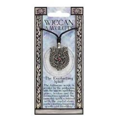 Wiccan Amulett Einhorn...