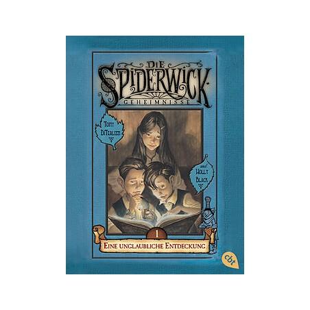 Spiderwick Band 1