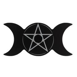 Ritual Kerzenhalter Triple Moon