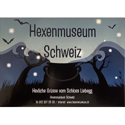 Hexenmuseum Ansichtskarte