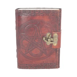 Schattenbuch mit Pentagramm