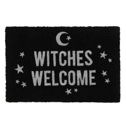 Witches Welcome Fussmatte