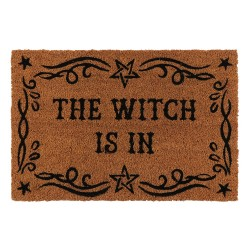 The Witch is In Fussmatte