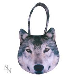 Stofftasche Wolf