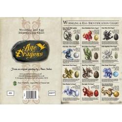 Grusskarte Wyrmling & Egg