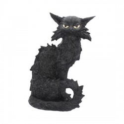 Salem le chat noir Skulptur