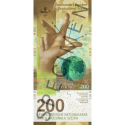 Spende CHF 200.00