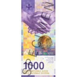 Spende CHF 1000.00