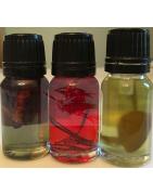 Wicca's Magische Öle